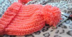 How To Crochet A Simple Beanie