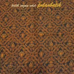 Jual bahan batik berupa kain batik lembaran dengan panjang 2m dan