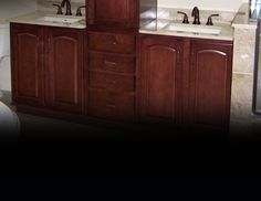 Bathroom Vanities St Louis pictures of custom built bathroom vanities | fantine linen the