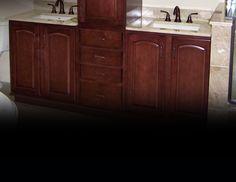 St Louis Bathroom Vanities | Signature Kitchen U0026 Bath St. Louis | Bathroom  Cabinets