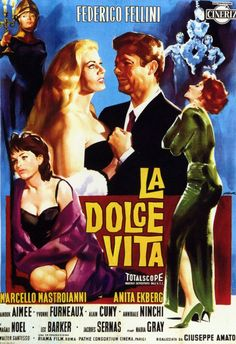 LA DOLCE VITA (1959)