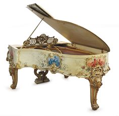 Gorgeous Baby Grand Piano!