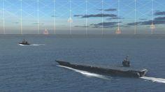 BAE Systems to Provide Ultra Wideband Sensor Capability to U.S. Navy