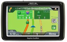 Magellan RoadMate 700 Car Portable GPS Navigator UNIT ONLY US Canada PR Maps SEE