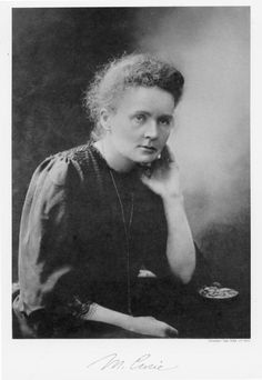 """""""You cannot hope to build a better world without improving the individuals. To that end each of us must work for his own improvement, and at the same time share a general responsibility for all humanity, our particular duty being to aid those to whom we think we can be most useful.""""   ~Marie Curie"""