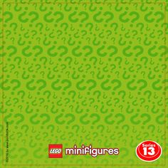 LEGO Minifigures 71008 Serie 13 - Display Frame Plain Background 230mm - Clicca sull'immagine per scaricarla gratuitamente!