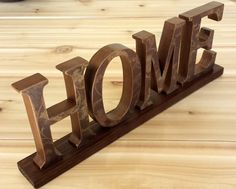 Word Signs Home Decor Mesmerizing Wish Sign  Wooden Word Sign  Word Art Letters  Word Art Sign Decorating Inspiration