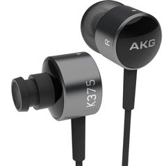 AKG Acoustics K375 In-Ear Headphone Black. Now compatible with our 200-line of tips! #complyfoam @akgaudio