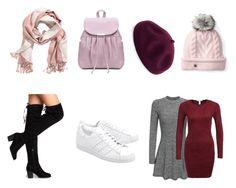"""список покупок"" by gucenichka on Polyvore featuring мода, adidas Originals, H&M, Kathy Jeanne и Smartwool"