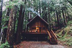 lace & likes slowcoast cabin