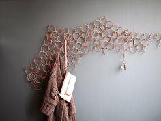 CAMOUFLAGE wall hanger by Umlaute via Cirkus