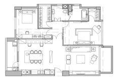 「專訪」咖啡香工業風公寓 - 台北 Jerry & Josie 的家 - DECOmyplace