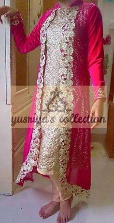 #pintrest@Dixna deol Pakistani Dress Design, Pakistani Dresses, Indian Dresses, Indian Outfits, Indian Designer Outfits, Designer Dresses, Western Style Dresses, Fashion Essay, Casual Dresses