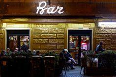 bar trastevere rome nuit
