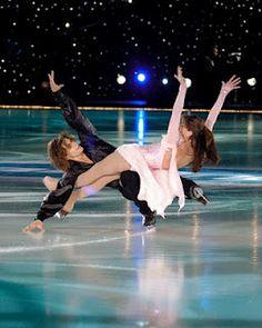 London Ice Skating