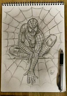Spiderman Sketch – Visit to grab an amazing super hero shirt now on sale! Spiderman Sketch – Visit to grab an amazing super hero shirt now on sale! Spiderman Sketches, Spiderman Drawing, Avengers Drawings, Drawing Superheroes, Spiderman Art, How To Draw Spiderman, Superhero Sketches, Pencil Art Drawings, Art Drawings Sketches