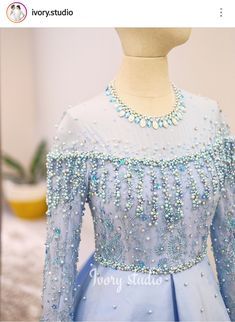 Ideas for fashion hijab dress gowns lace Kebaya Lace, Kebaya Dress, Hijab Dress, Swag Dress, Muslim Fashion, Hijab Fashion, Fashion Dresses, Fashion Art, Embroidery Fashion