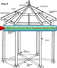 Go To This Site Regarding DIY Gazebo Plans
