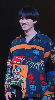 Gummy smile Eunhyuk