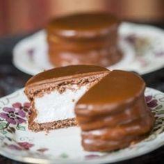 Habos isler Cookie Recipes, Dessert Recipes, Sugar Free Diet, Tasty, Yummy Food, Macaron, No Bake Cake, Sweet Recipes, Sweet Treats
