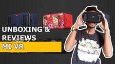 Xiaomi Mi VR   Unboxing & Reviews   HINDI   Vk box