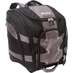 Swix Ski Gear New Boot TriPack Bag BlackGray *** You can find out more details at the link of the image.