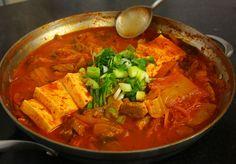 Kimchi Stew Tofu
