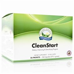 CleanStart Benefits:  - Supports the natural, everyday cleansing of toxic waste from the body. - Works without posing dangerous side effects. - Improves energy and promotes a feeling of well-being.
