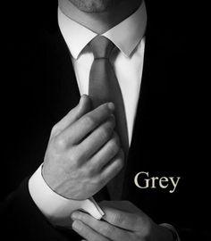 Mr. Grey...