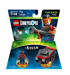 LEGO Dimensions S2 leaks: Adventure Time, Sonic, Harry Potter, Teen Titans, MI, GB, m - NeoGAF
