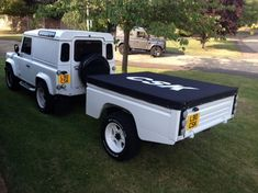 DEFENDER2.NET - View topic - Matching sankey rebuilt trailer all completed