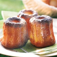 Les cannelés bordelais Recette | Weight Watchers