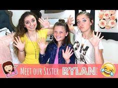 Meet Our Sister Rylan  #Rylan #brooklynandbailey #youtube #video #sisters