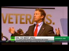 Rand Paul: Obama's plan to arm Syrian rebels means siding with terrorists