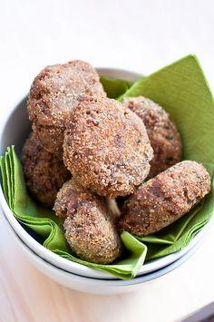 Mondeghili - Milanese recycling meatballs