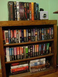 Stephen King Books | Stephen+King+books.jpg