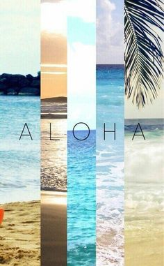 Aloha iphone wallpaper love this Wallpaper Travel, Beach Wallpaper, Wallpaper Iphone Disney, Cool Wallpaper, Wallpaper Backgrounds, Iphone Wallpaper Summer, Phone Backgrounds Tumblr, Wallpaper Telephone, Strand Wallpaper
