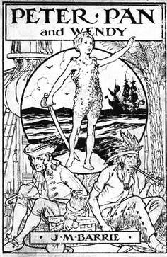 Peter pan--J.M. Barrie