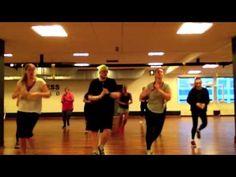 Zumba Jive Choreography & Olly Murs - Dance with me tonight