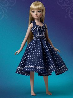 Seeing Spots Dress | Wilde Imagination. This is so cute, I want it (on sale).