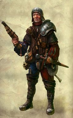 swordnsorcery:  Mordheimer by ~Undermound