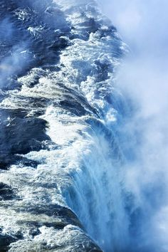 earthyday:  Victoria Falls  by David Duffy