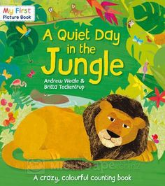 A-Quiet-Day-in-the-Jungle. Book of the week at the Kaniva Library.
