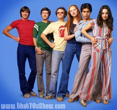 Watch That Show Season 6 now on your favorite device! Enjoy a rich lineup of TV shows and movies included with your Prime membership. That 70s Show Characters, Movies And Tv Shows, Michael Kelso, Eric Forman, Donna Pinciotti, Thats 70 Show, Best Sitcoms Ever, Ashton Kutcher, Instant Video