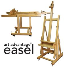 wooden easel for painting plans - Buscar con Google