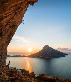 Climbing island adventuring ! | Kalymnos, Greece | Chris Burkard Photography