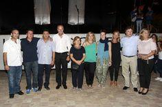 En el 'Sopar Solidari' de Puçol convocado por Cáritas
