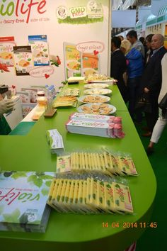 Natural & Organic Products Europe 2014, London