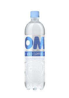 Разработка торговой марки и дизайн продукта ОМ #om #branding #water #moldova #label #design #abracadabra Agua Mineral, Smart Water, Bottle Design, Vodka, Water Bottle, Branding, Drinks, Minerals, Drinking