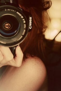 Capturing moments though a lens